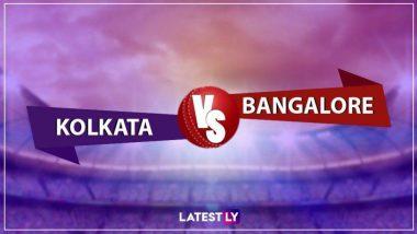 KKR Vs RCB, IPL 2020 Live Streaming: कोलकात नाईट राईडर्स विरुद्ध रॉयल चॅलेंजर्स बेंगलोर यांच्यातील आयपीएल लाईव्ह सामना आणि स्कोर पाहा Hotstar आणि Star Network वर