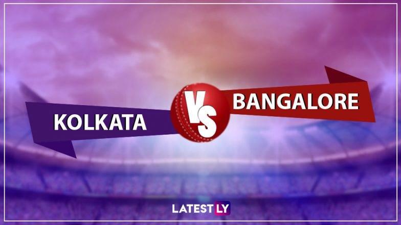 KKR vs RCB, IPL 2019 Live Cricket Streaming: कोलकता नाईट रायडर्स विरुद्ध रॉयल चॅलेंजर्स बेंगलोर सामना आज ईडन गार्डन्स मैदानावर रंगणार, Hotstar वर बघा या सामन्याचा लाईव्ह थरार