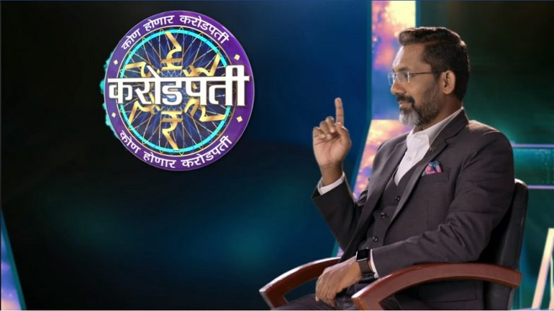 Kon Honaar Crorepati: 'कोण होणार करोडपती' या रिअॅलिटी शो साठी नागराज मंजुळे याने गायले रॅप सॉन्ग (Video)