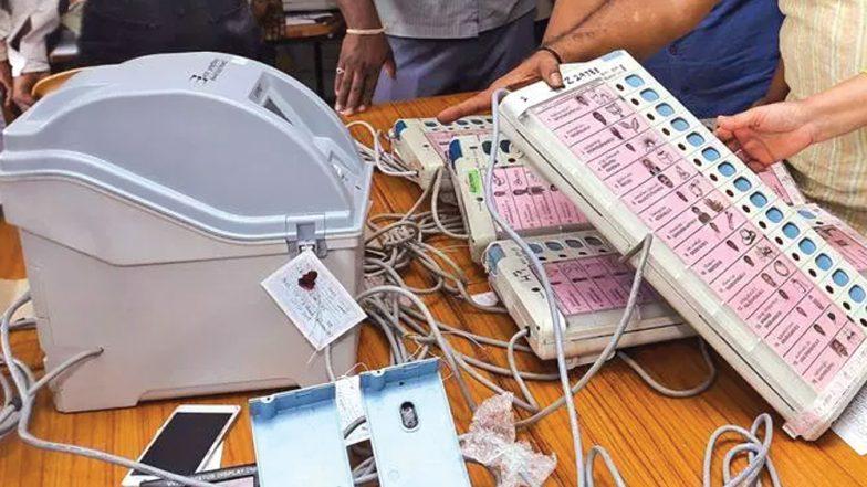 विधानसभा निवडणूकीदरम्यान मतदान केंद्र आणि स्ट्रॉन्गरुम पासून 3 किमी अंतरावर इंटरनेट बंद ठेवण्याची राष्ट्रवादी पक्षाची मागणी