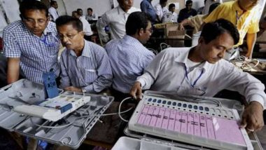 ईव्हीएम मशीन बिघडल्याची कोणाचीही तक्रार नाही, ही केवळ अफवा- निवडणूक आयोग