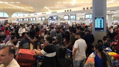 एअर इंडिया: Air IndiaSITA Server डाऊन, दिल्ली, मुंबई विमानतळावर प्रवासी अडकले