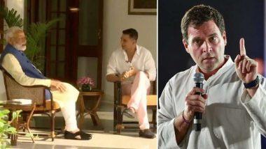 Lok Sabha Elections 2019: पंतप्रधान नरेंद्र मोदी यांची अक्षय कुमारने घेतलेल्या मुलाखतीवर राहुल गांधी यांचा शेरोशायरीतून निशाणा