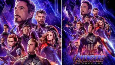 'Avengers Endgame'ला देखील ऑनलाईन पायरसीचे ग्रहण, 'Tamil Rockers' वर डाउनलोड लिंक्स उपलब्ध