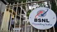 BSNL ग्राहकांना दररोज मिळणार 3GB डेटा-कॉलिंगची सुविधा, पहा अन्य रिचार्जच्या किंमती