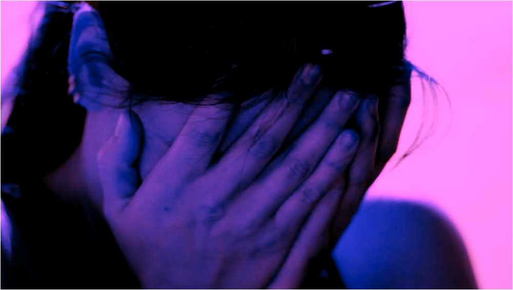 प्रेयसीचा अबोला;  प्रियकराकडून तिच्या नाकाचा कडकडून चावा