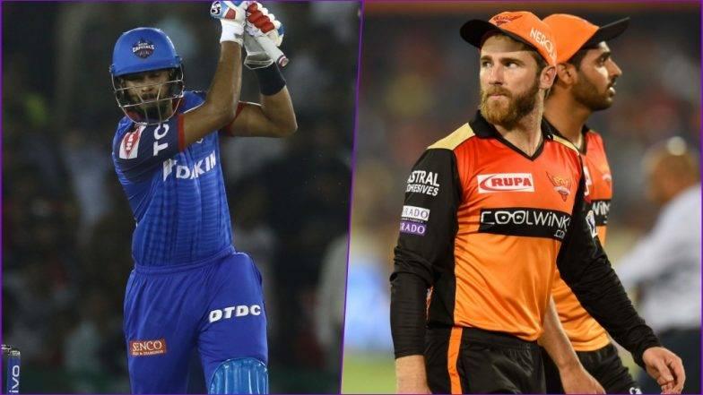SRH vs DC, IPL 2019: सनराइजर्स हैदराबाद विरुद्ध दिल्ली कॅपिटल्स Live Streaming इथे पाहू शकता