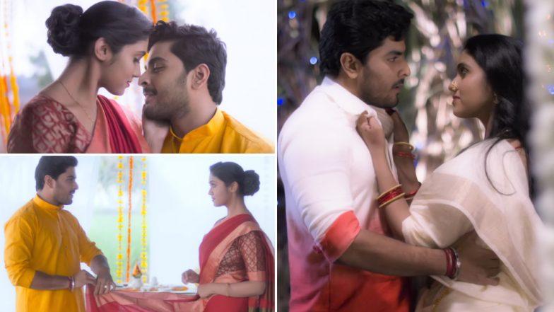 Kaagar Darval Mavhacha Song: रिंकू-शुभंकर यांचा रोमॅन्टीक अंदाज असलेलं कागर सिनेमातील 'दरवळ मव्हाचा' गाणं प्रेक्षकांच्या भेटीला!