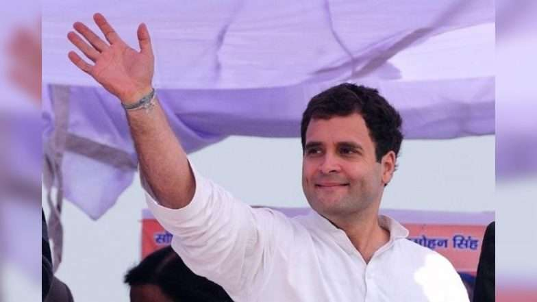 कॉंग्रेस सत्तेत आल्यास 2020 पर्यंत 22 लाख सरकारी नोकऱ्या देऊ, राहुल गांधी यांची घोषणा
