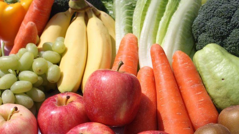 फळे आणि भाज्यांवरील कीटकनाशके स्वच्छ करण्यासाठी काही उपाय; दूर होतील आरोग्याच्या अनेक समस्या