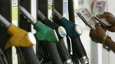 Petrol-Diesel Prices Today: मागील 2 महिन्यात आज पहिल्यांदा वाढले पेट्रोलचे दर; जाणून घ्या तुमच्या शहरातील इंधनाचा दर