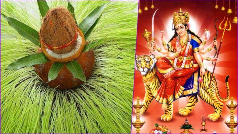 Chaitra Navratri 2019 Ghatasthapana: चैत्र नवरात्री मध्ये पहिल्या दिवशी घटस्थापना कधी, कशी कराल?