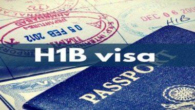 H1-B व्हिसा धारकांच्या जोडीदारास Joe Biden सरकारचा दिलासा; H4 Work Permit बद्दल घेतला मोठा निर्णय
