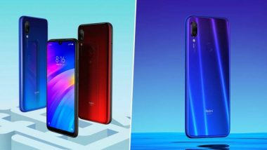 Xiaomi Redmi Note 7 Pro आणि Redmi Note 7 चा फ्लिपकार्ट, Mi.com वर आजपासून सेल;  पहा काय आहेत फिचर्स, किंमत