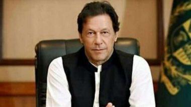 पाकिस्तानचे पंतप्रधान इमरान खान बहरीन देशाच्या सर्वोच्च नागरिक पुरस्काराने सन्मानित