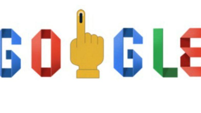 How To Vote #India Google Doodle: 5 व्या टप्प्यातील मतदानासाठी मतदान कसे करावे #भारत खास गूगल डुडल