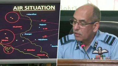 पाकिस्तानचा खोटेपणा उघड; भारतीय वायूसेनेने सादर केले पाकिस्तानचे एफ-16 विमान पाडल्याचे पुरावे (Video)
