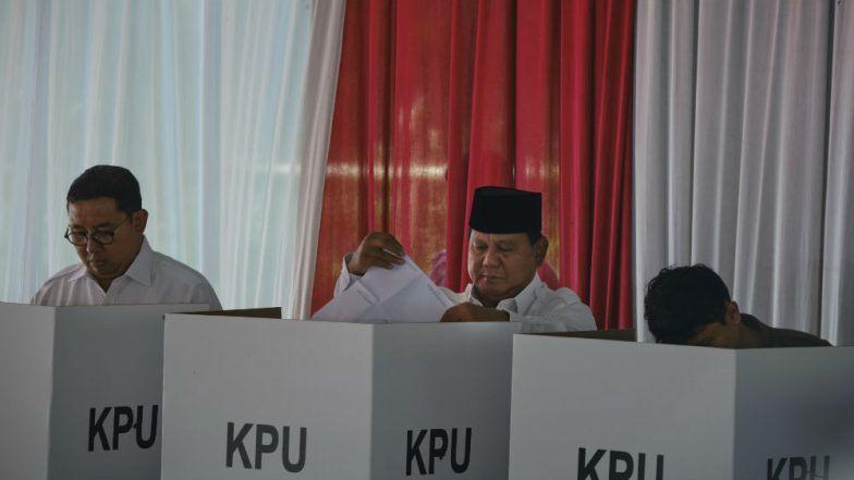 इंडोनेशिया येथे निवडणुकीच्या ताणामुळे 272 कर्मचाऱ्यांचा मृत्यू; एका दिवसात जगातील सर्वात मोठी निवडणूक लढवण्याचा विक्रम सरकारला भोवला