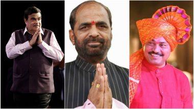 Lok Sabha Elections 2019: पहिल्या टप्प्यासाठी नितीन गडकरी, हंसराज अहीर यांच्यासह दिग्गज नेत्यांचे भवितव्य EVM मध्ये होणार बंद