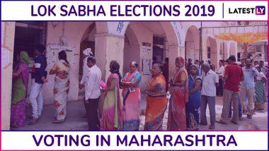 Lok Sabha Elections 2019 Fourth Phase Voting Live Updates: लोकसभा निवडणूकीच्या चौथ्या टप्प्यात देशात 64% मतदान, तर महाराष्ट्रात अंतिम टप्प्यात 57% मतदानाची नोंद