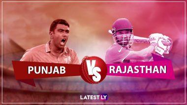 KXIP vs RR, IPL 2019 Live Cricket Score and Streaming: राजस्थान विरूद्ध पंजाब सामना 'हॉटस्टार' वर पहा लाईव्ह
