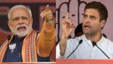 Lok Sabha Elections 2019: दुसऱ्या टप्प्यातील मतदान 95 जागांसाठी दिग्गजांची प्रतिष्ठा पणाला; 18 एप्रिल रोजी मतदान