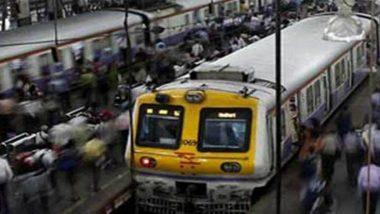 मुंबई मध्य रेल्वे : दिवा स्थानकात महिला प्रवाशांचा रेल रोको; लोकल गाड्यांना 10 ते 15 मिनिटे विलंब