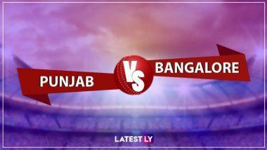KXIP vs RCB, IPL 2019 Live Cricket Streaming and Score: येथे पाहा KXIP vs RCB संघाचा आजचे लाईव्ह आणि सामन्याचा स्कोअर