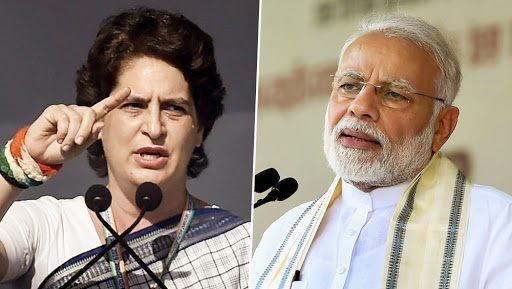 Lok Sabha Elections 2019: पंतप्रधान नरेंद्र मोदी यांच्या विरुद्ध प्रियांका गांधी निवडणुक लढवणार, पक्षात चर्चा सुरु: सूत्र