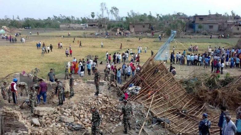 नेपाळ: अतिवृष्टी आणि वादळात 27 जणांचा मृत्यू; 400 जण जखमी