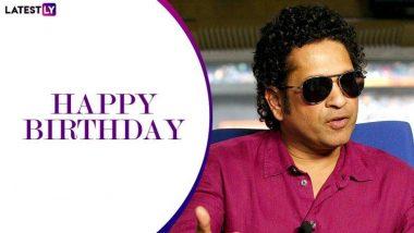 Happy Birthday Sachin: सचिन तेंडुलकरच्या ४६व्या वाढदिवशी जाणून घ्या सचिन विषयीच्या दहा फंडू गोष्टी