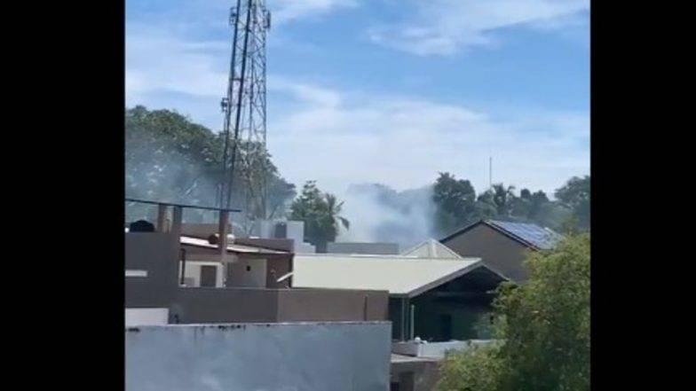 Sri Lanka Serial Blasts: श्रीलंका मध्ये पुन्हा बॉम्ब ब्लास्ट सुरू; कोलंबो मधील चर्चमध्ये 2 नवे हल्ले, Night Curfew जाहीर