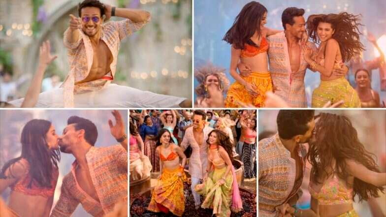 Student of the Year 2 Song Mumbai Dilli Ki Kudiyaan: SOTY 2 सिनेमातील 'मुंबई दिल्ली दी कुडियां' हे धमाकेदार गाणे प्रदर्शित