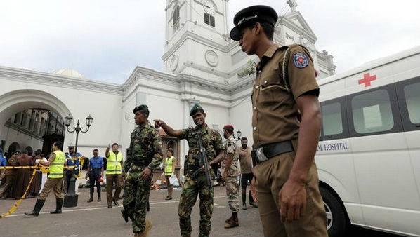 श्रीलंकेत आज पुन्हा एकदा बॉम्ब स्फोट, पुगोडा शहर आवाजाने हादरले