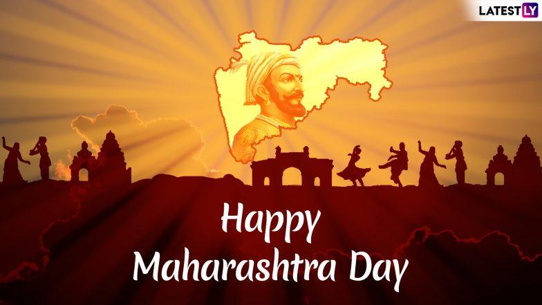 Happy Maharashtra Day 2019: 'महाराष्ट्र दिना'च्या शुभेच्छा देण्यासाठी खास इंग्रजी-मराठी SMS, Wishes, Quotes, Images, GIFs आणि शुभेच्छापत्रं!