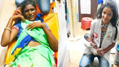 Mumbai: ठाणे स्थानकावर 20 वर्षीय महिलेची प्रसूती, 1 Rupee Clinic च्या कर्मचाऱ्यांचे यश