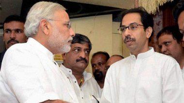 मुख्यमंत्री Uddhav Thackeray यांचे पंतप्रधान Narendra Modi यांना पत्र; 25 वर्षापुढील सर्वांना कोरोनाची लस देण्याची केली विनंती