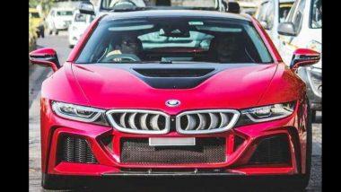 पहिल्यांदाच सचिन तेंडूलकरने मॉडिफाय केली BMW स्पोर्टकार; असा आहे गाडीचा नवा लूक