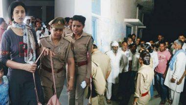 क्रिकेटर मोहम्मद शमी ची पत्नी हसीन जहां ला अटक; सासरी घरात घुसून घातला गोंधळ