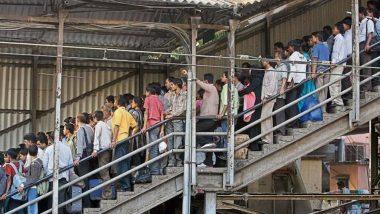 मुंबई: कांदिवली रेल्वे स्थानकाला जोडणारा दक्षिण दिशेकडील पादचारी पुल दुरुस्तीसाठी 30 मार्च पर्यंत नागरिकांसाठी बंद