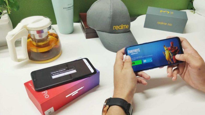 'Redmi Note 7 Pro' ला टक्कर देण्यासाठी 22 एप्रिलला लॉन्च होणार Realme 3 Pro स्मार्टफोन, जाणून घ्या फीचर्स