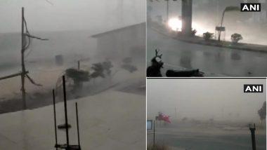 वादळी-वाऱ्याच्या पावसामुळे मध्य प्रदेश, गुजरात आणि राजस्थान येथे 31 जणांचा मृत्यू