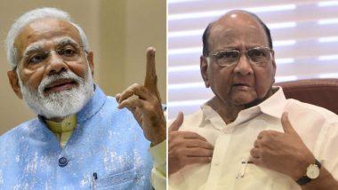 सोलापूर: परिवारावर संकट येईल असे काम शरद पवार कधीच करत नाही- पंतप्रधान नरेंद्र मोदी