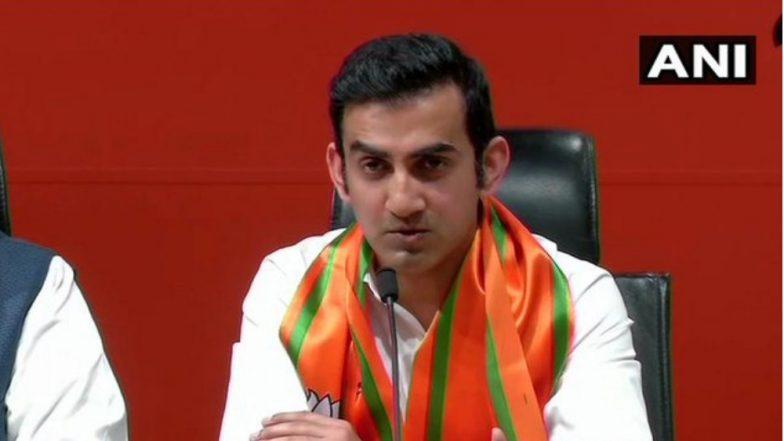 Lok Sabha Elections 2019: आप पार्टीच्या उमेदवार आतिषी यांनी केलेले आरोप सिद्ध झाल्यास उमेदवारी घेणार मागे- गौतम गंभीर