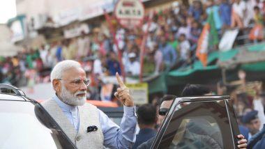 'रोड शो' संदर्भात पंतप्रधान नरेंद्र मोदी यांनी अहवाल सादर करावा, निवडणुक आयोगाचे आदेश