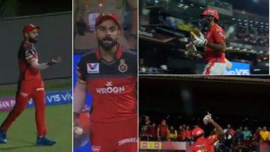 RCB vs KXIP, IPL 2019: सामना जिंकल्यावर विराट कोहलीने सेलिब्रेशन करताच आर.अश्विन भडकला (Video)