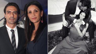 अर्जुन रामपाल बाबा बनणार या खुशखबरीवर पहिली पत्नी मेहर जेसियाने 'ही' दिली प्रतिक्रिया
