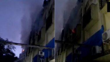 गोरेगाव: धर्मा प्रोडक्शनच्या गोदामाला मध्यरात्री भीषण आग