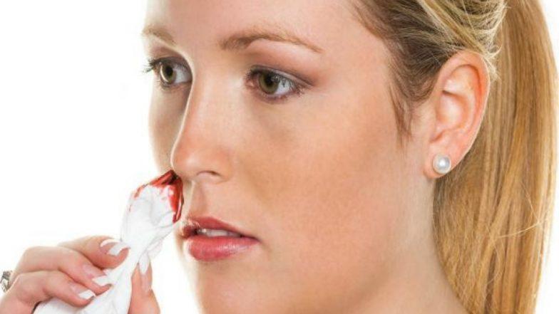 उन्हाळ्यात नाकातून रक्त येत असल्याचा त्रास होत असल्यास हे करा घरगुती उपाय