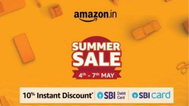 Amazon Summer Sale 2019: कमी किंमतीत उत्तम फिचर्स असलेला स्मार्टफोन खरेदी करायचा आहे, जाणून घ्या ऑफर्स